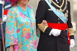Condolencias por la muerte de Pilar de Borbón
