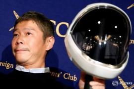 Un multimillonario japonés sortea 9 millones de dólares en un «experimento social»