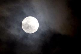 ¿Cuándo y dónde se verá el eclipse penumbral de luna?