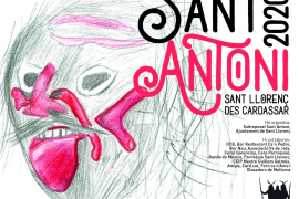 Sant Llorenç des Cardassar celebra sus fiestas de Sant Antoni 2020