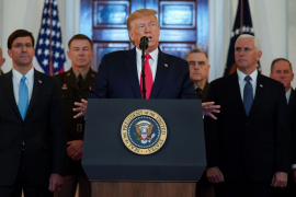 Trump anuncia «poderosas» nuevas sanciones contra Irán