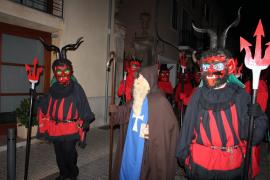 Sa Pobla prohíbe la utilización de petardos durante la celebración de Sant Antoni