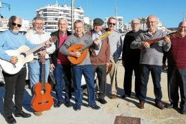 50 años de la primera tuna de Mallorca