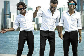 Café Quijano recala en Palma con sus ritmos sin ánimo «de sentar cátedra»