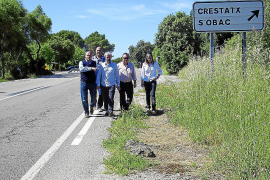 El Consell impulsa un paseo natural entre Crestatx y Son Toni