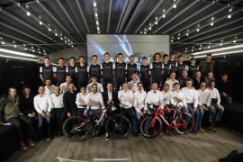 El Arabay Team nace como proyecto de referencia del ciclismo balear