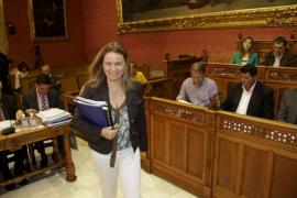 El PSIB ve en Maria Salom «poco interés en defender Mallorca»