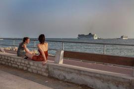 Terraferida pide que se compruebe si los cruceros de Palma cumplen la ley ambiental