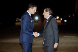 Sánchez y Torra acuerdan reunirse tras la formación del Gobierno