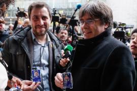 Puigdemont y Comín cobrarán 70.000 euros en atrasos por ser eurodiputados