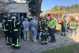 Alarma en la Autónoma de Madrid por una explosión en un laboratorio