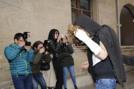 agresión sexual en Palma