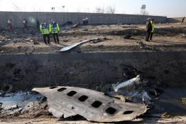 EEUU cree que Irán derribó el avión ucraniano que se estrelló en Teherán