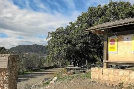 Lloseta prohíbe hacer torradas en el área recreativa de sa Comuna