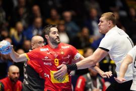 España arranca el Europeo de balonmano con buen pie