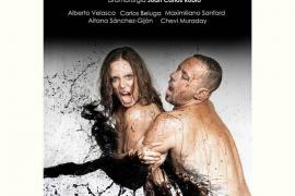Aitana Sánchez-Gijón e Imanol Arias, estrellas del teatro de Can Ventosa