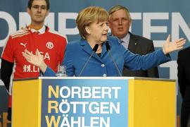 Alemania afirma que Europa soportaría la salida de Grecia de la zona euro