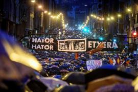 Podemos se suma a la marcha por los presos de ETA para defender sus «derechos»