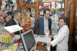 Ofensiva del PSIB para aclarar los negocios privados del president Bauzá