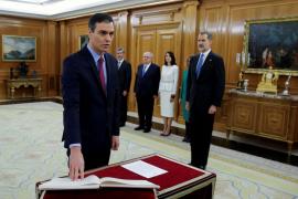 El Gobierno de Sánchez será el segundo más grande de la democracia