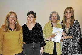 Presentación del cómic 'Perleres, dones de la indústria de la perla a Mallorca'
