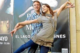 El Ballet de Moscú recala hoy en Palma con una única función de 'El lago de los cines'