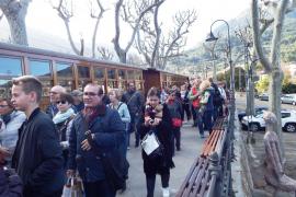 El Ferrocarril de Sóller volverá a funcionar en febrero