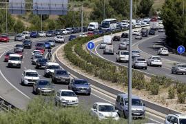 Los ciudadanos estallan en las redes ante la posibilidad de bajar la velocidad máxima de la vía de cintura