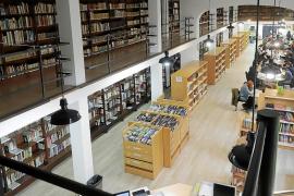 La Biblioteca de Cultura Artesana, un lugar en Palma con mucho oficio