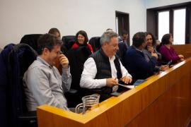 El pleno en el Ayuntamiento de Ibiza, en imágenes (Fotos: Daniel Espinosa).