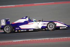 Lorenzo Fluxá sube al podio en la F4 de Dubai