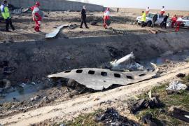 Irán destruyó el avión ucraniano tras confundirlo con un misil crucero
