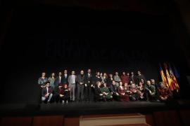 El Terreno, protagonista de la gala de los Premis Ciutat de Palma