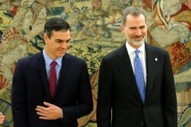 Sánchez hará una declaración institucional este domingo en Moncloa