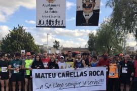 Homenaje a Mateu Cañellas Roca en Sa Llego 2020 y en Manacor