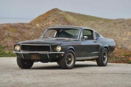 El Mustang de Steve McQueen en 'Bullitt', vendido por 3,4 millones de dólares