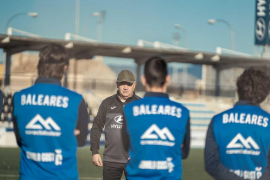 El Atlético Baleares quiere alargar su racha