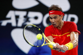 Horario y dónde ver el Nadal-Djokovic de la Copa ATP