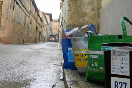 Once pueblos de Mallorca aún no realizan recogida selectiva de residuos orgánicos