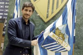 El Málaga destituye a Víctor Sánchez del Amo