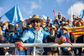 Las mejores imágenes de la victoria de la UD Ibiza contra el Albacete (Fotos: Toni P.).
