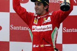 Alonso: «Ha sido  un fin de semana fantástico»