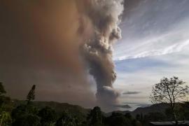 Alerta en Manila por la actividad registrada en el volcán Taal