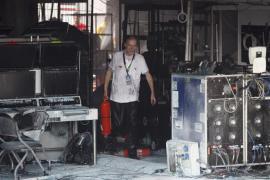 Se elevan a 28 los heridos por  una explosión en el GP de Fórmula 1 de Montmeló