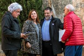 Armengol valora de forma positiva el Gobierno de Sánchez porque «comparte la misma hoja de ruta política» que Baleares