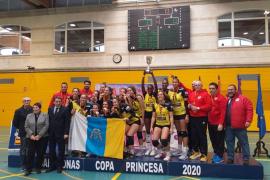 El Sayre Décimas se lleva la Copa Princesa en Germans Escalas