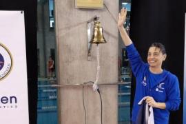 Ramona Guillén, récord de Europa Máster en 200 mariposa