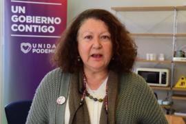 Un Círculo de Unidas Podemos pide la dimisión de Mae de la Concha