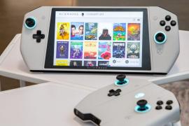 Alienware Concept UFO, el PC Gaming portátil definitivo estilo Nintendo Switch