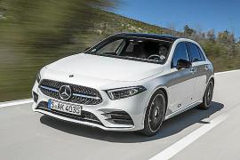 Mercedes-Benz matriculó 53.719 turismos en España